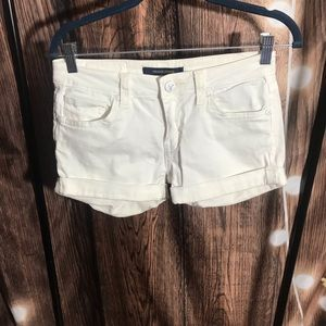 Vigoss studio white shorts